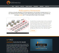 FUELogistics home page