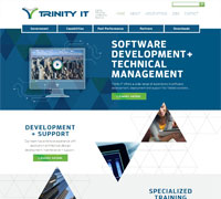 Trinity IT home page